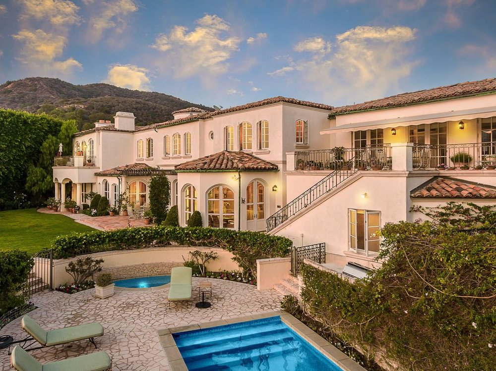 SOLD | 16242 SHADOW MOUNTAIN DR                                   Offered at $10,500,000