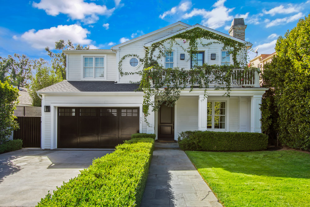 SOLD | 337 S ANITA AVE  Offered at $5,195,000
