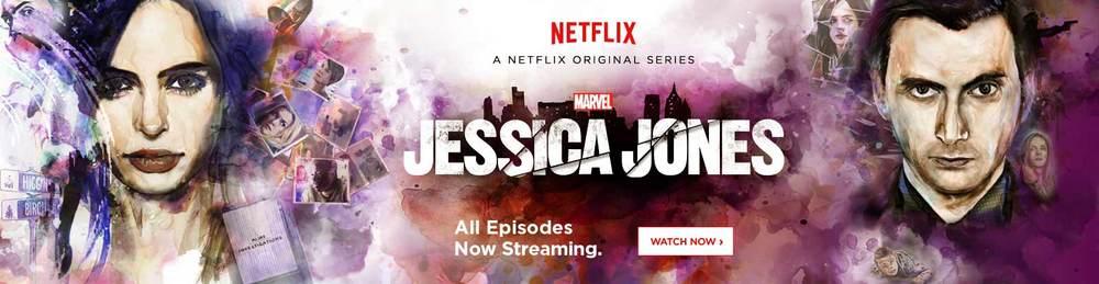 Jessica Jones Banner ad