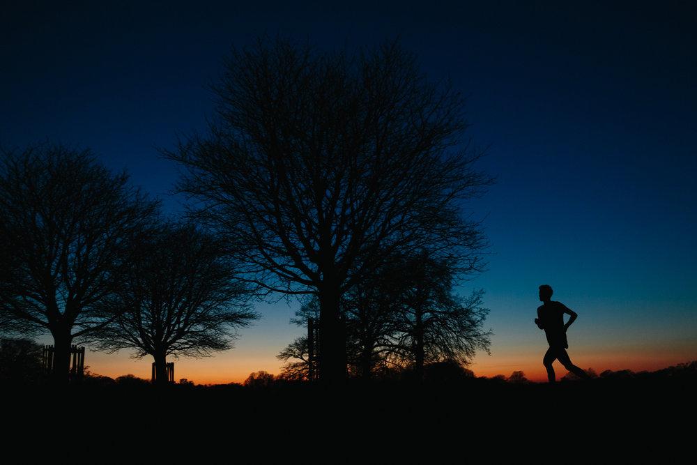 Lloyd Kempson X New Balance - Marathon