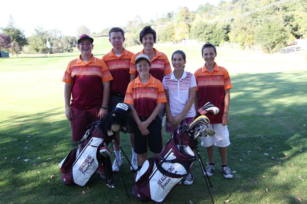 Healdsburg Junior Team