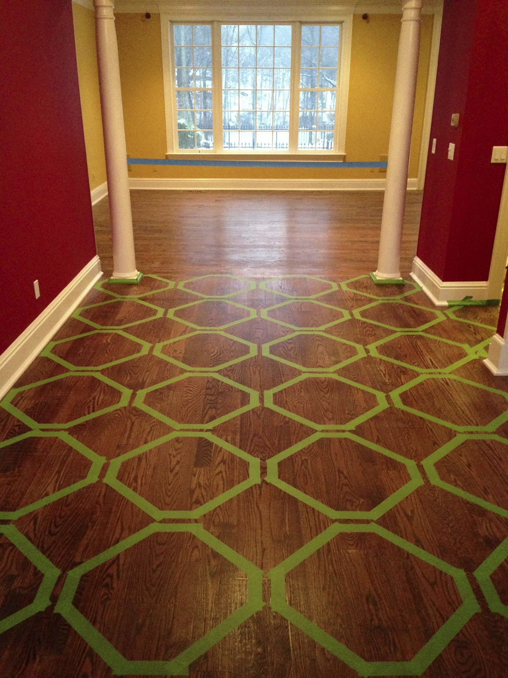 Floor Painting Connecticut