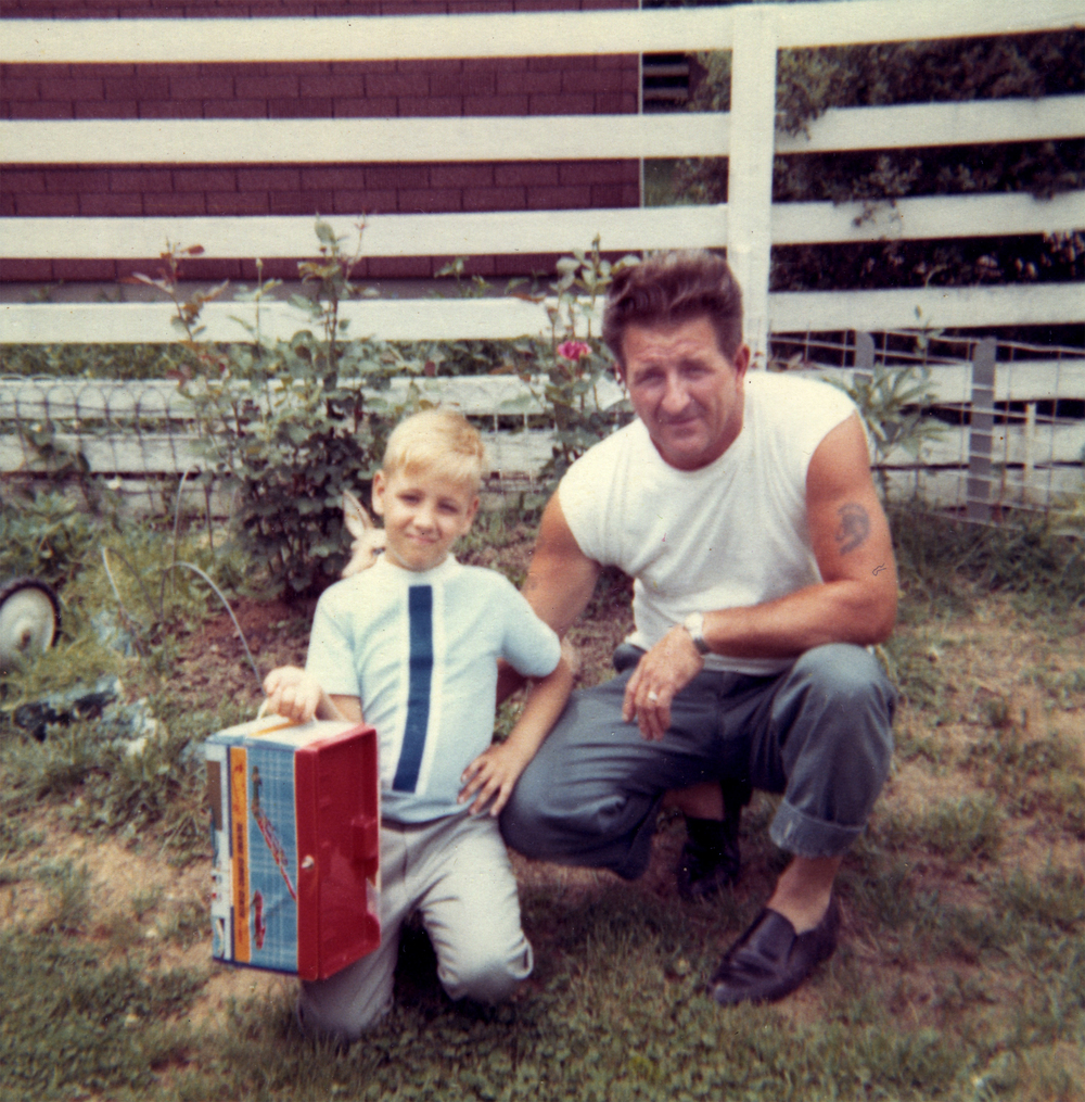 Dad and Me 1969