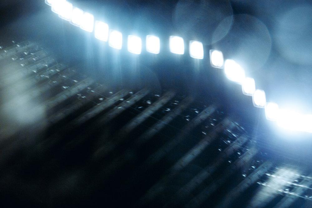 Single lightpole