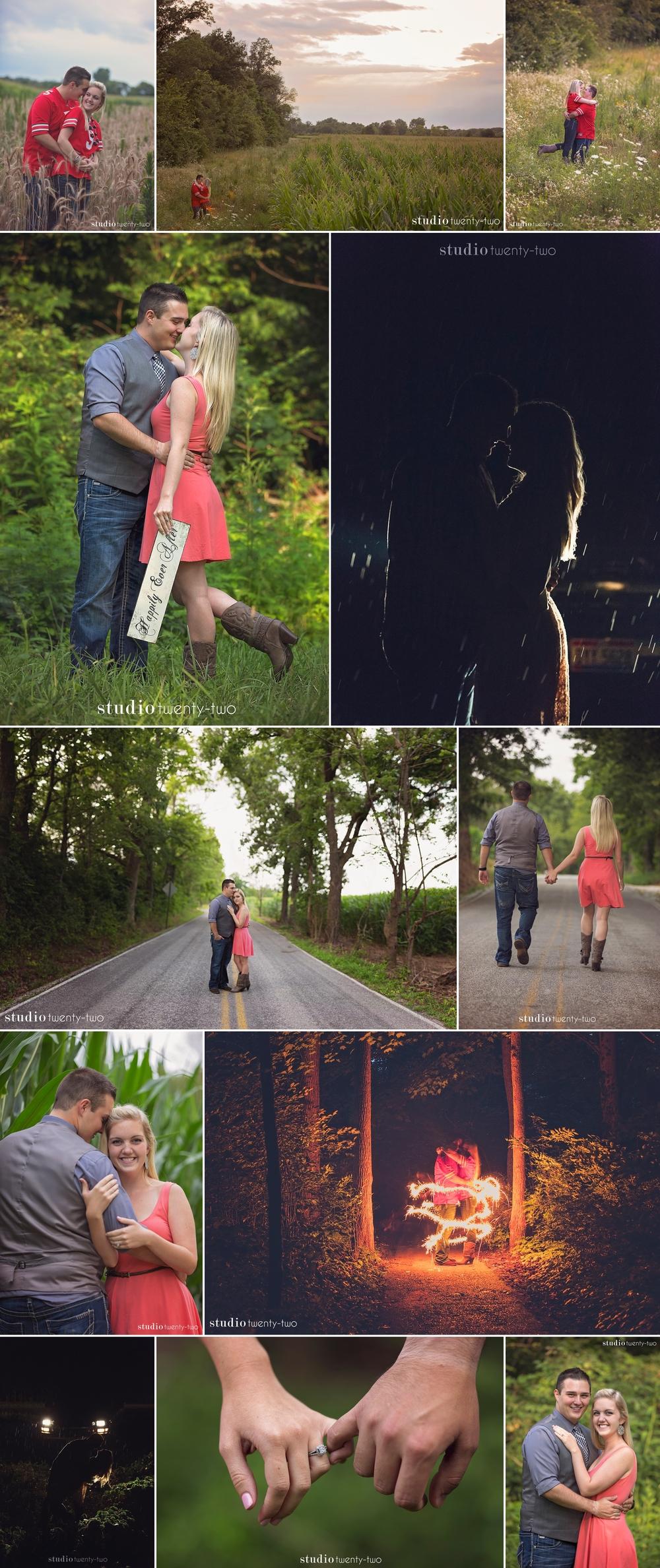 Dayton Engagement Photographer