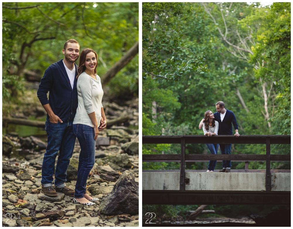 Cincinnati Engagement Photographer