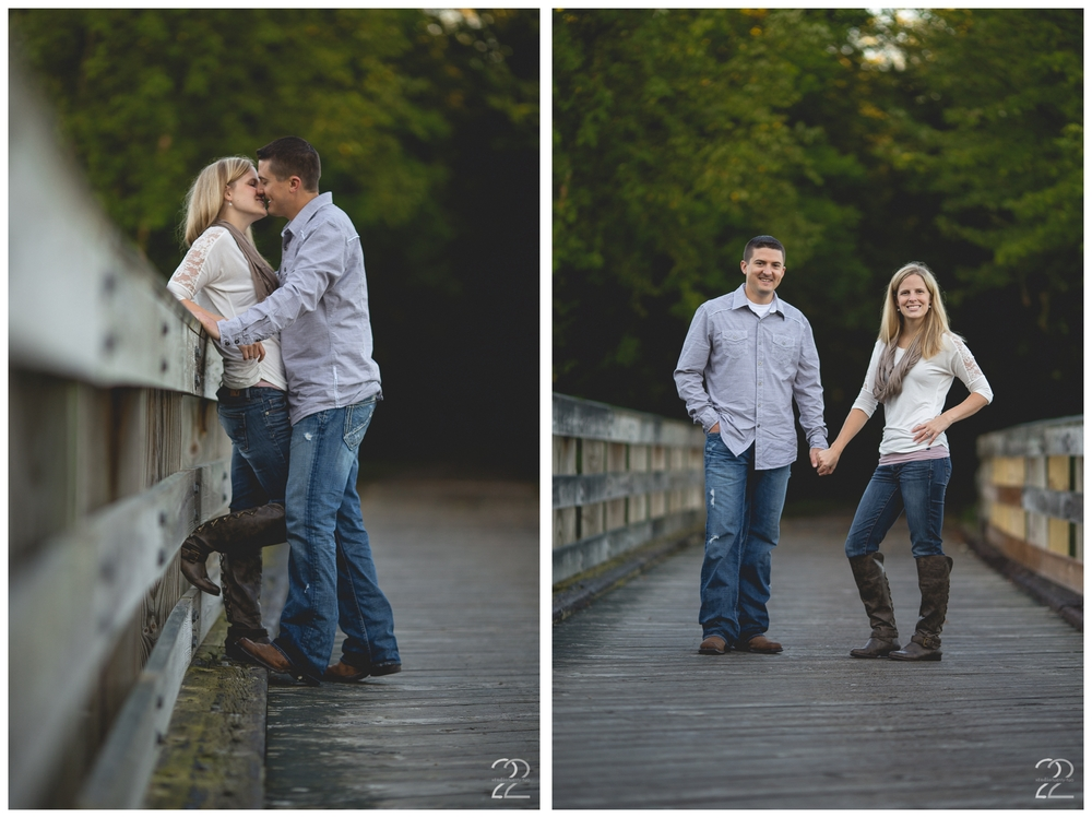 Eau Claire Engagement Photographers