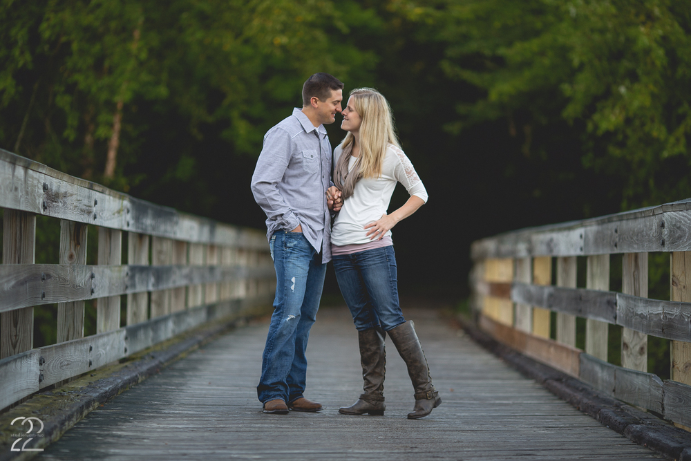 Engagement Photographers Eau Claire WI
