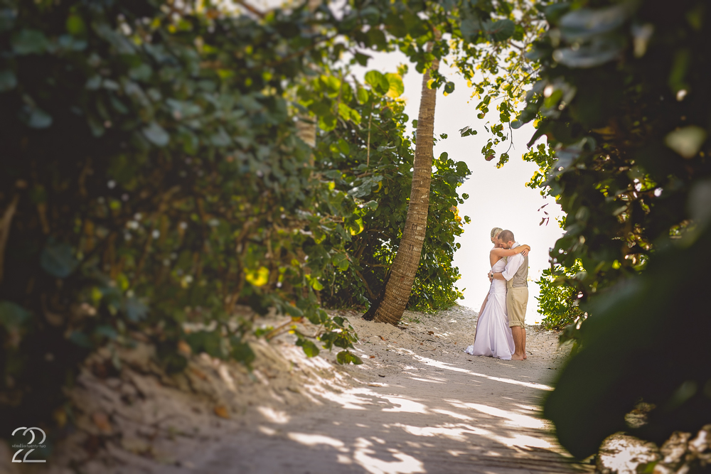 Naples Pier Wedding Photos