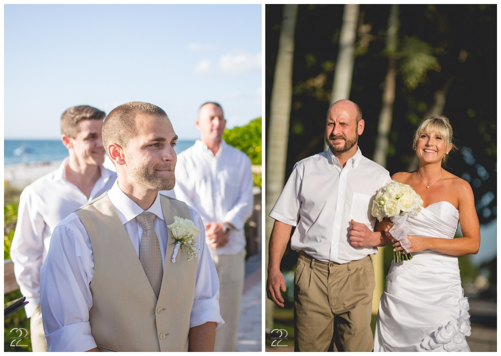 8th Avenue South Wedding Naples FL