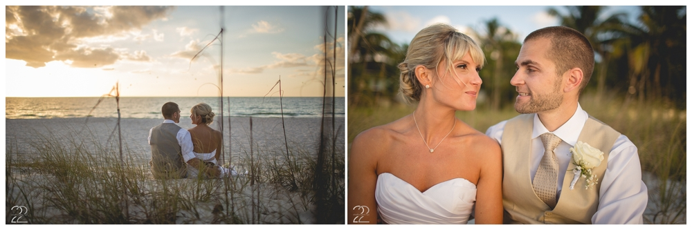 Naples Beach Wedding