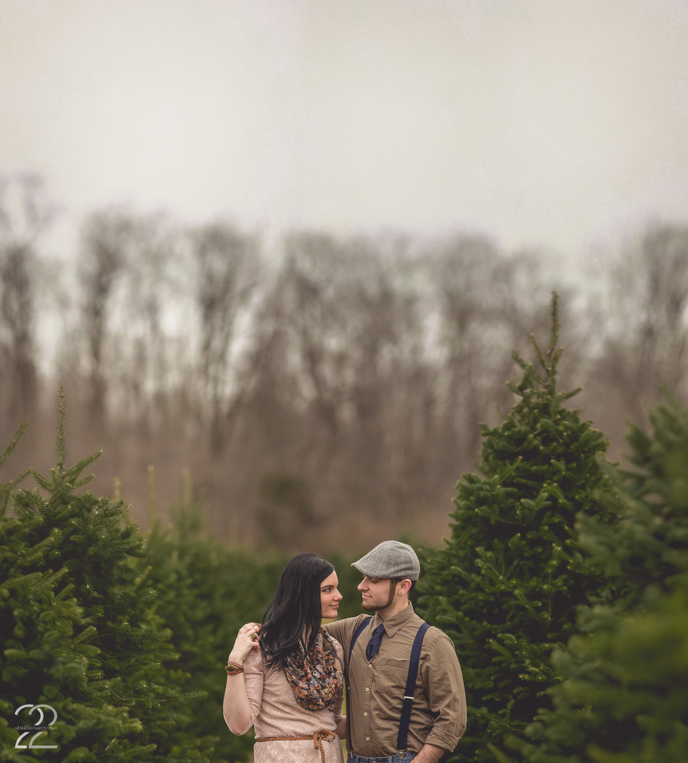 Dayton Engagement Photographer
