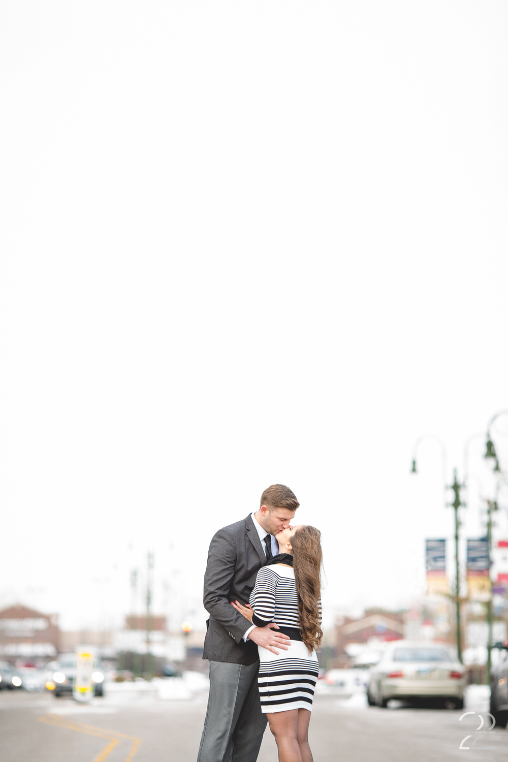 Best Dayton Engagement Photographers