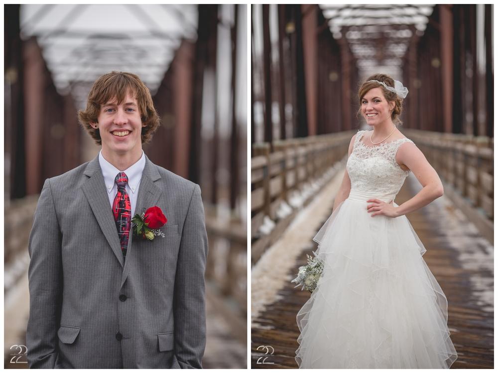 Phoenix Park Wedding Photos