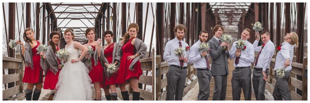 Phoenix Park Eau Claire Wedding