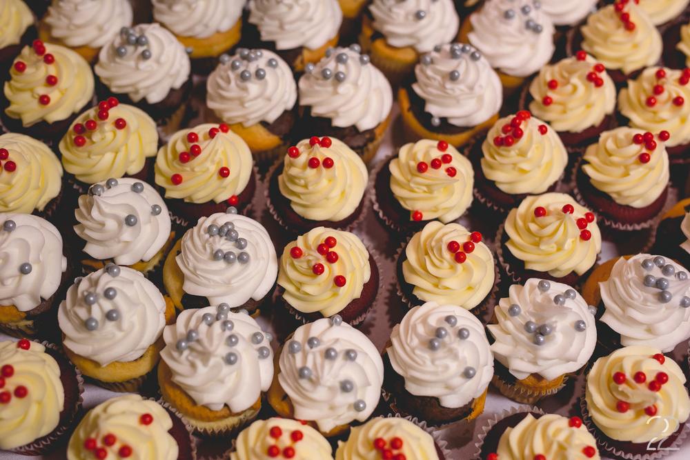 Wedding Details Cupcakes