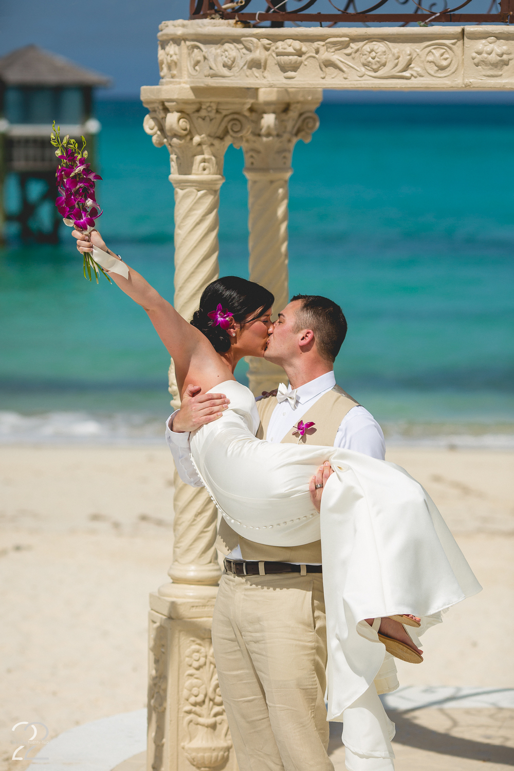 Weddings at Sandals Royal Bahamian