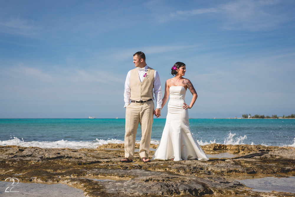 Wedding Photographers in the Bahamas