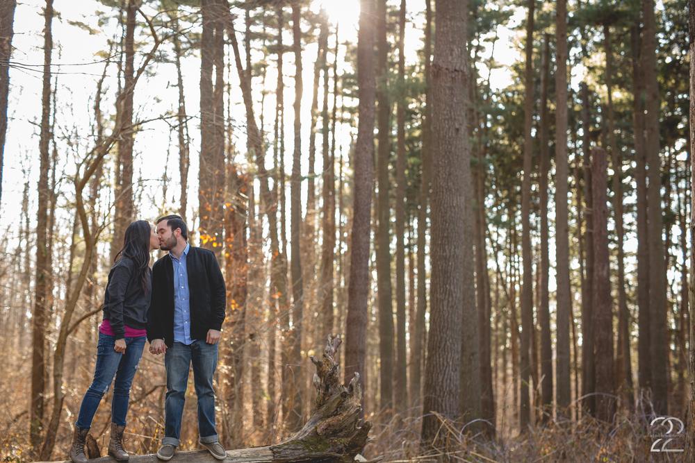 Engagement Photographers Dayton Ohio