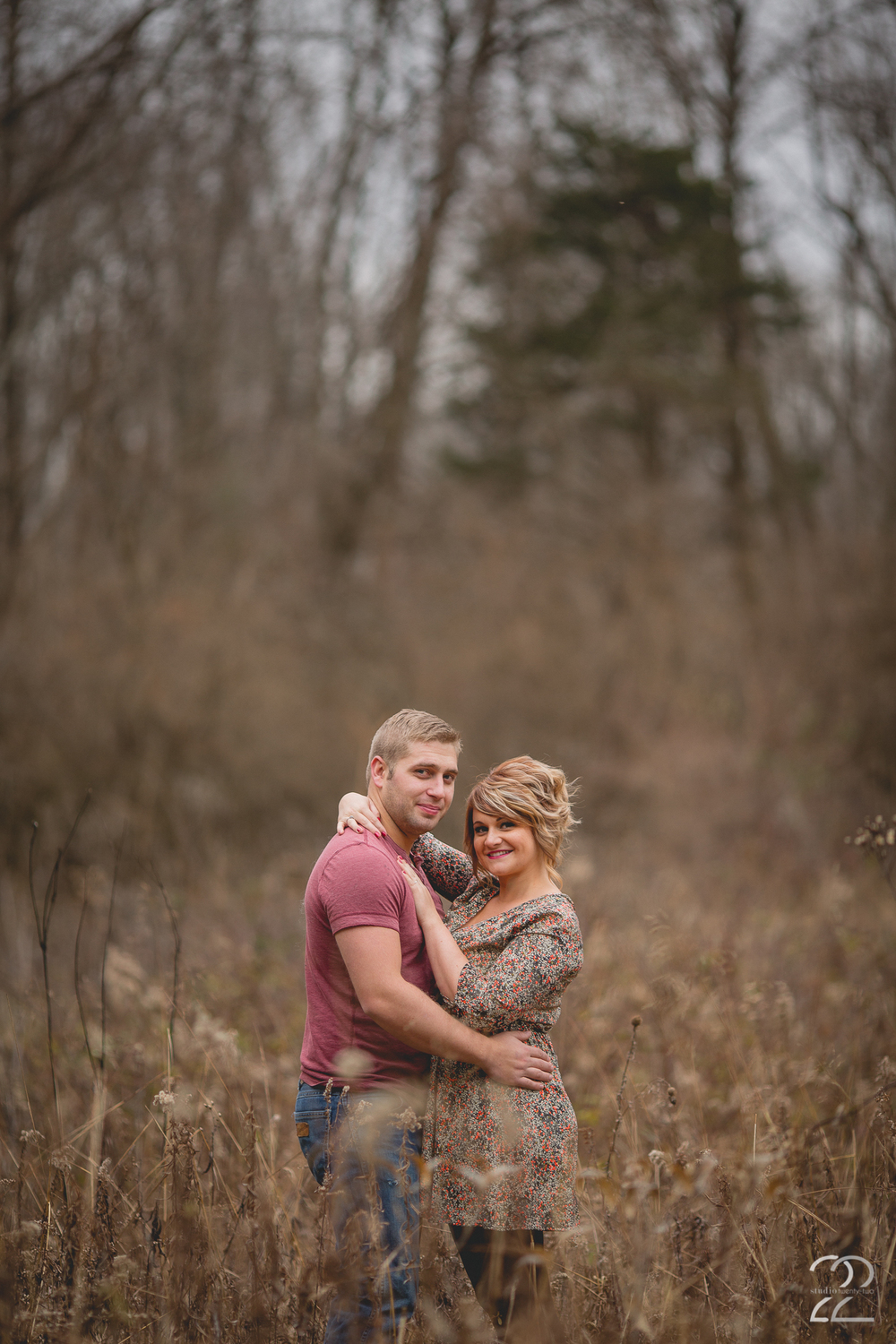 Dayton Engagement Photography