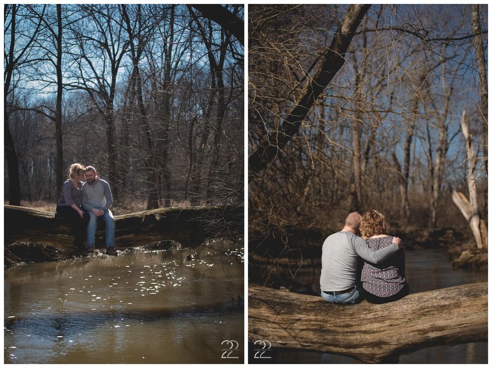 Engagement Photographers in Dayton