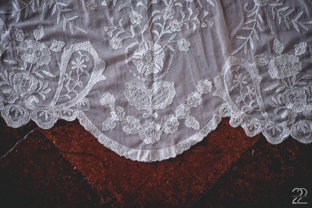 Italian Wedding Veils