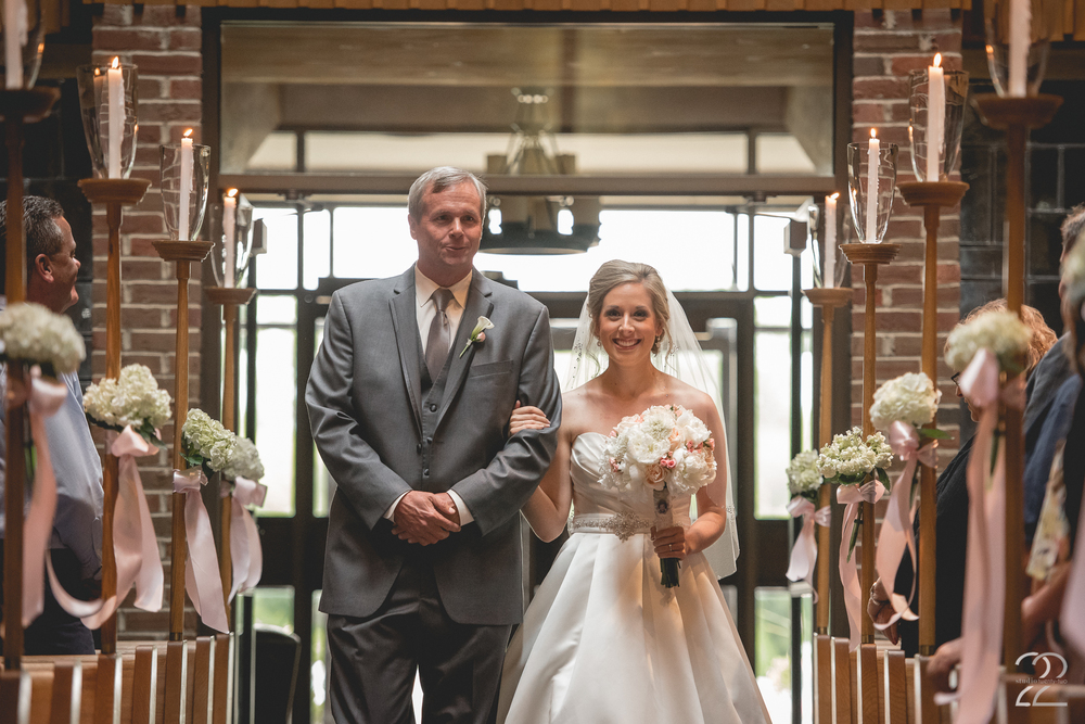 Hope Methodist Church wedding | Dayton Wedding Photographer