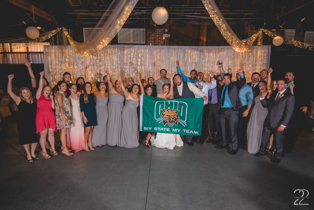 Ohio University Wedding