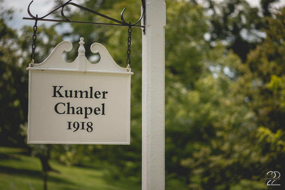 Kumler Chapel Wedding
