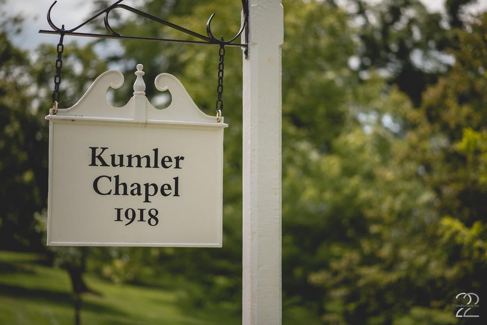 Kumler Chapel Wedding