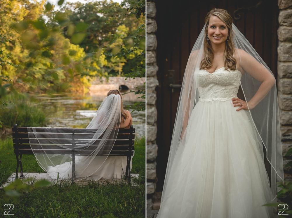 Miami University Oxford Wedding