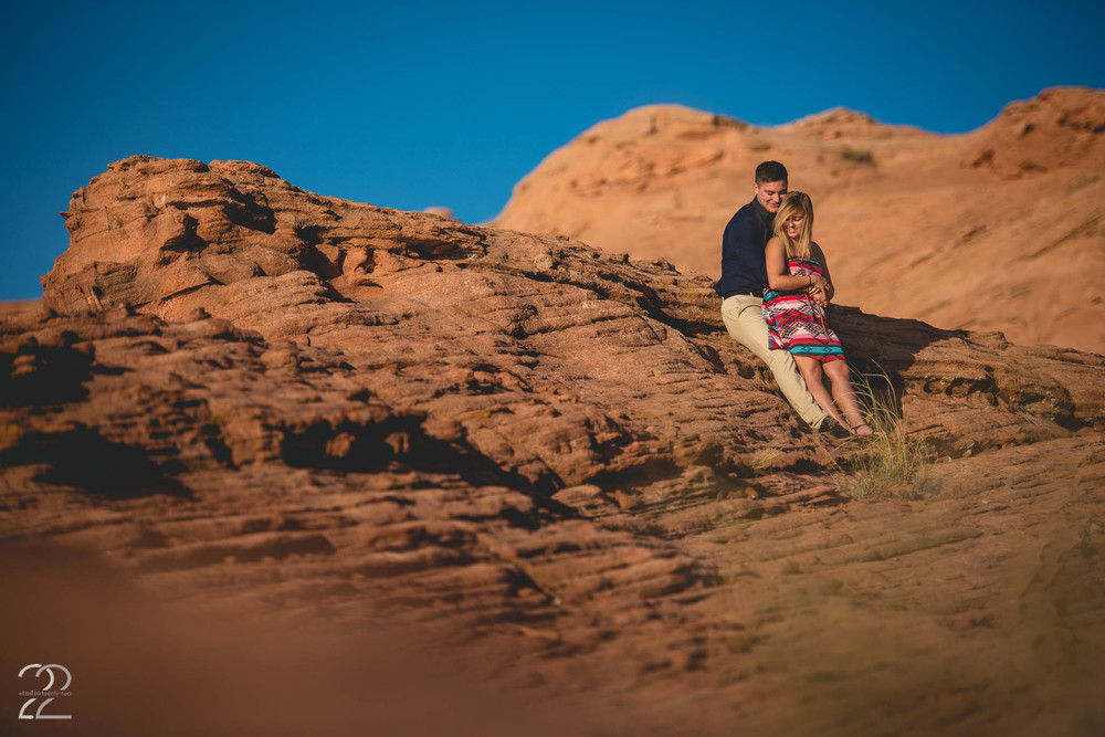 Adventure Engagement Photographer
