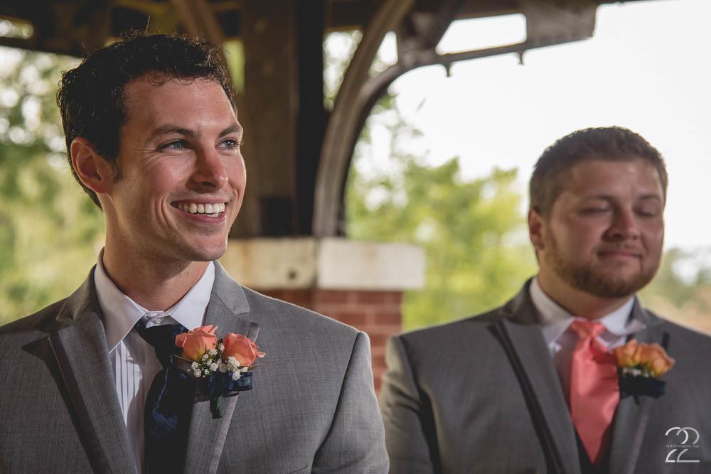 Ohio Caverns Wedding