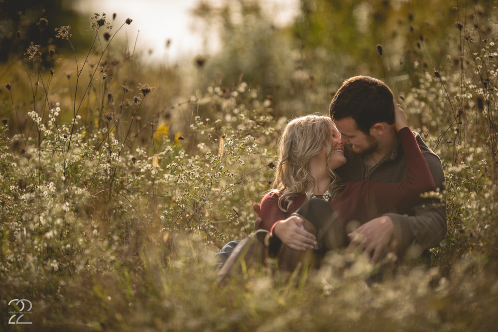 Autumn Engagement Photos