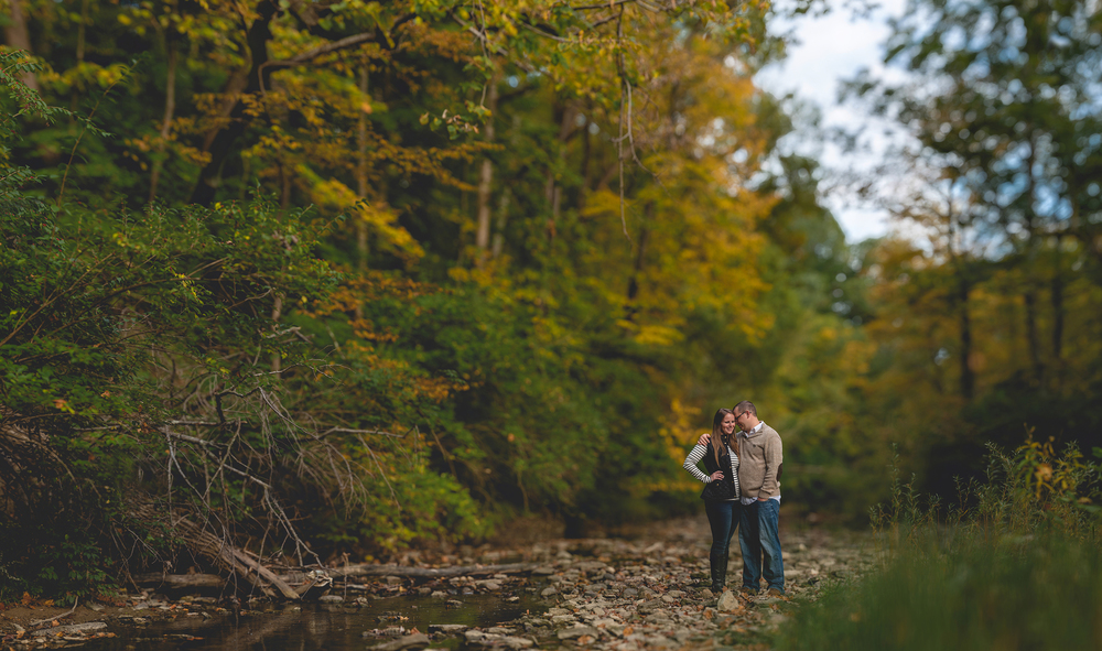Cincinnati Engagement Photographer