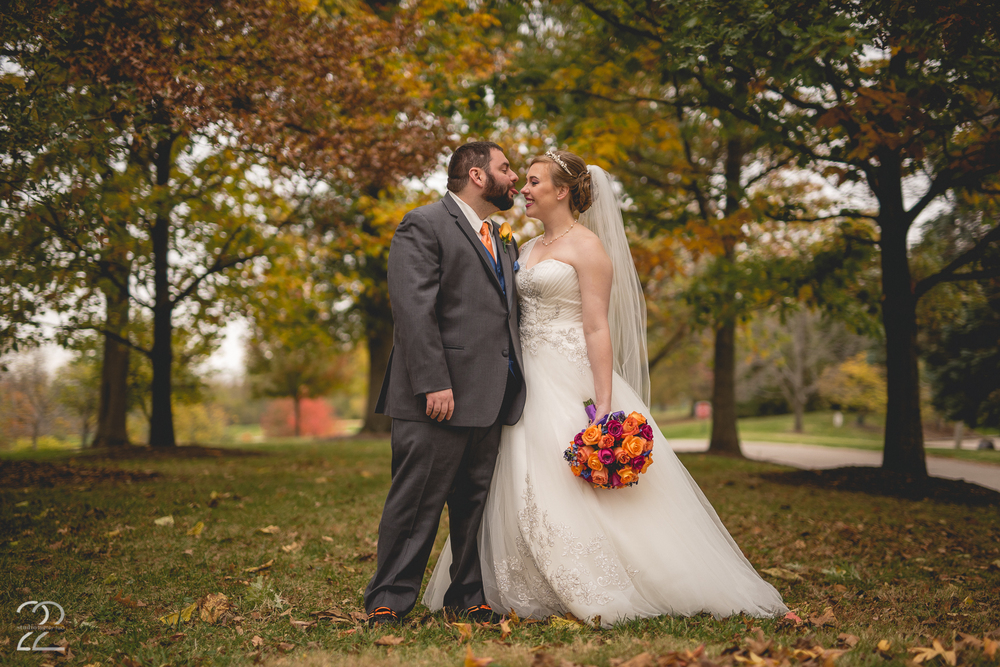 Mt. Echo Park Cincinnati Wedding