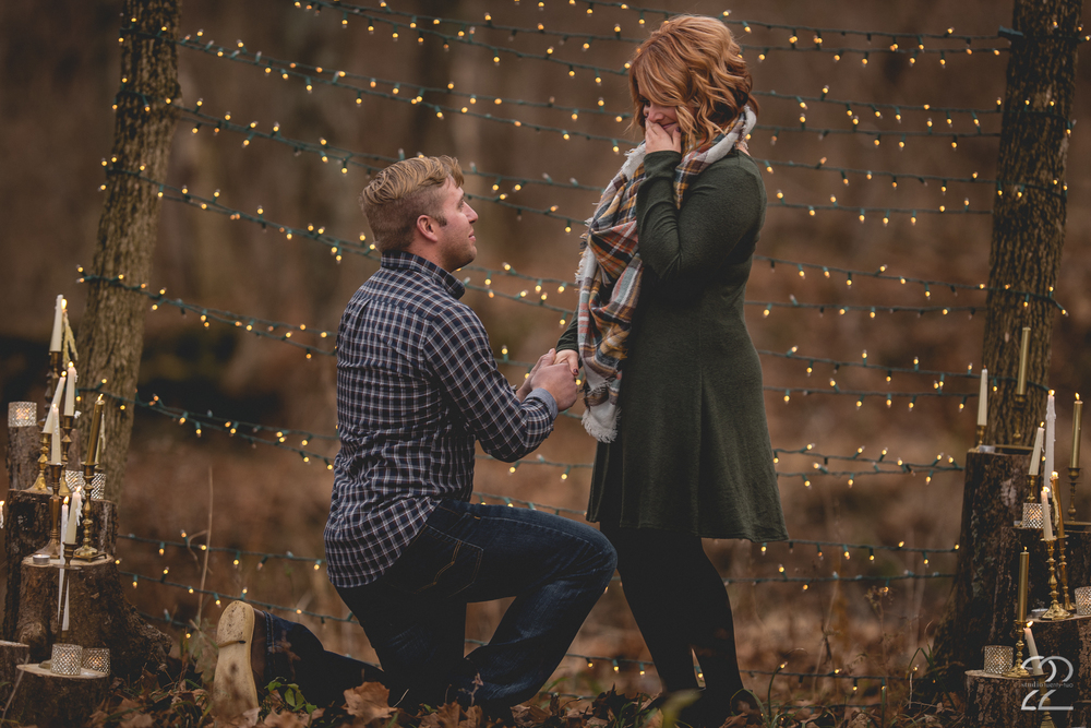 Surprise Proposal Ideas