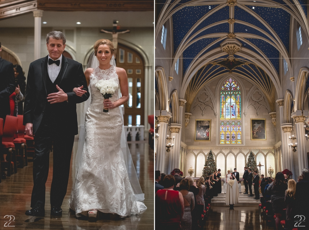 Cathedral of Assumption Weddings Louisville
