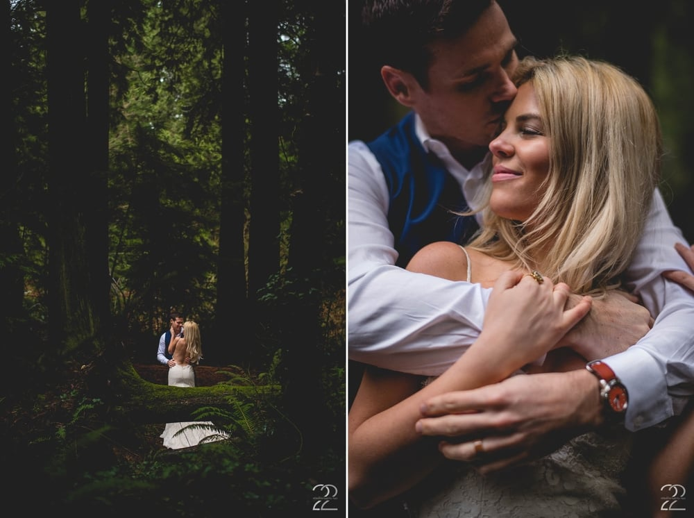 Edgemont Village Wedding Vancouver