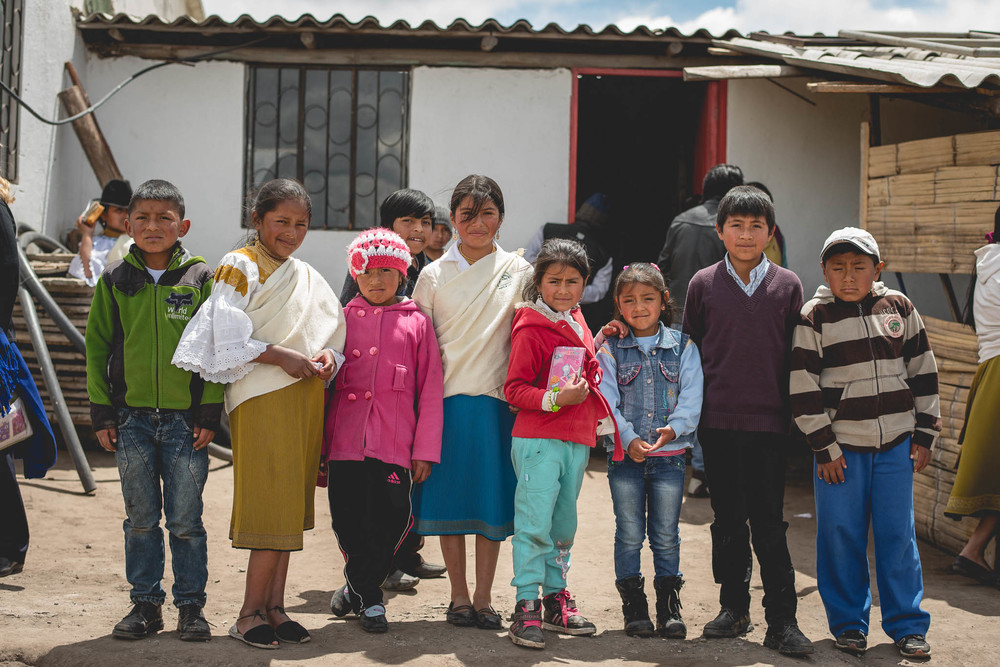 Children of Ecuador