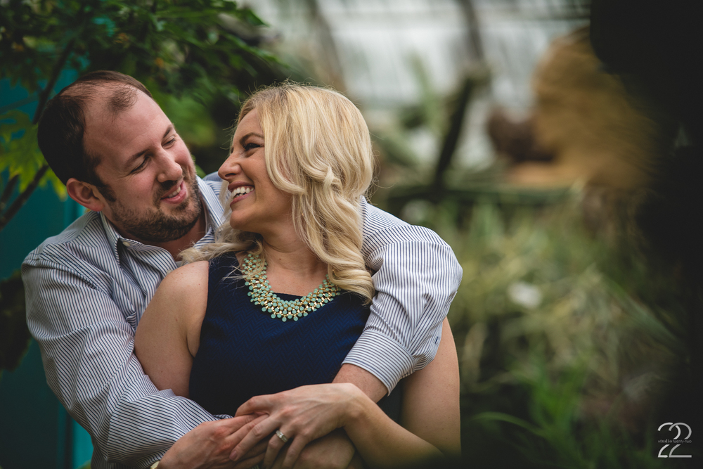 Krohn Conservatory Wedding