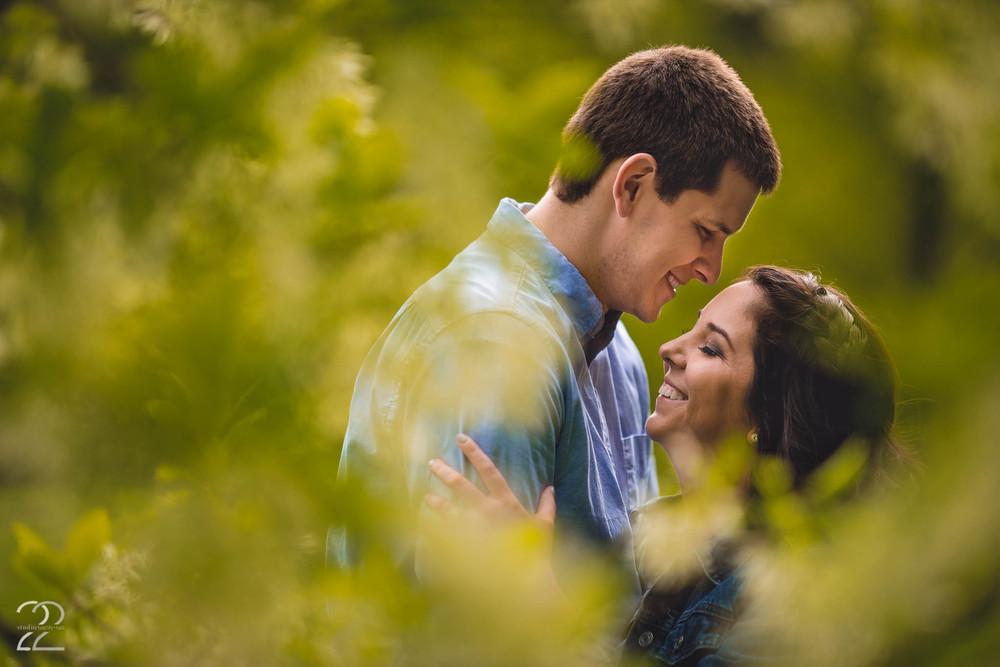 Cincinnati Ault Park Weddings | Cincinnati Wedding Photographers | Ault Park Engagement Inspiration