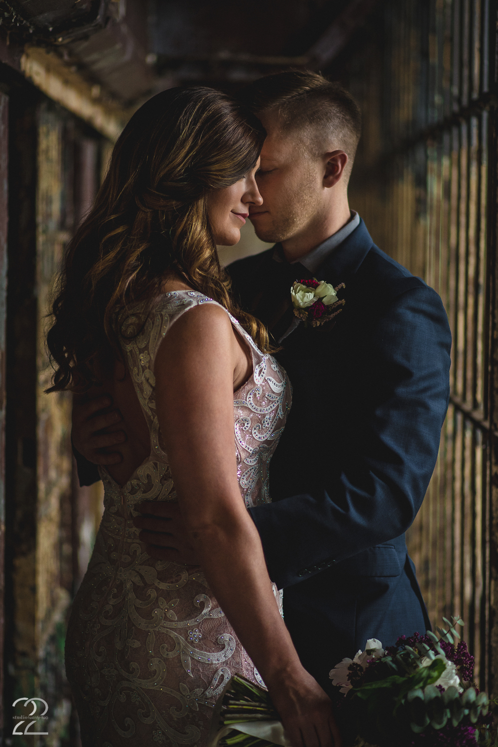 Destination Wedding Photographers | Cincinnati Wedding Photographer | Mansfield Reformatory Wedding