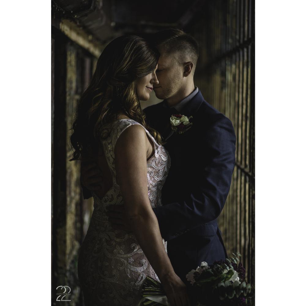 Ohio State Reformatory Wedding | Shawshank Redemption | Dayton Wedding Photographer | Columbus Wedding Photographers | Destination Wedding Photography