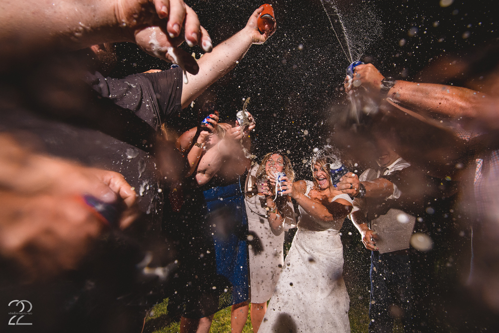 Wild Wedding Receptions | Dayton Wedding Photographers | Fun Wedding Receptions