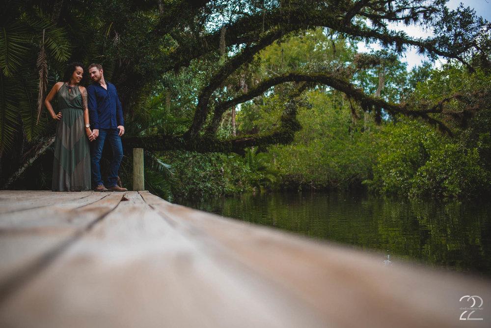 Keshona State Park Engagement | Engagement Photos in Keshona State Park | Naples Wedding Photographer | Bonita Springs Engagement | Naples Engagement Photos | Destination Wedding Photographers | Destination Weddings in Florida