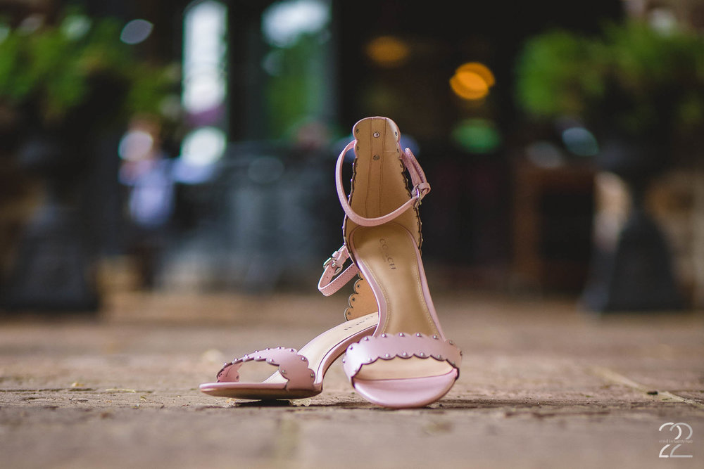 Coach Wedding Shoes | Columbus Wedding Photographers | Denver Wedding Photographers | Seattle Wedding Photos