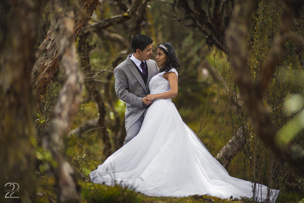 Cajas National Park Wedding | National Parks in Ecuador | Wedding Photographers in Ecuador | Destination Weddings in Ecuador | South American Destination Wedding