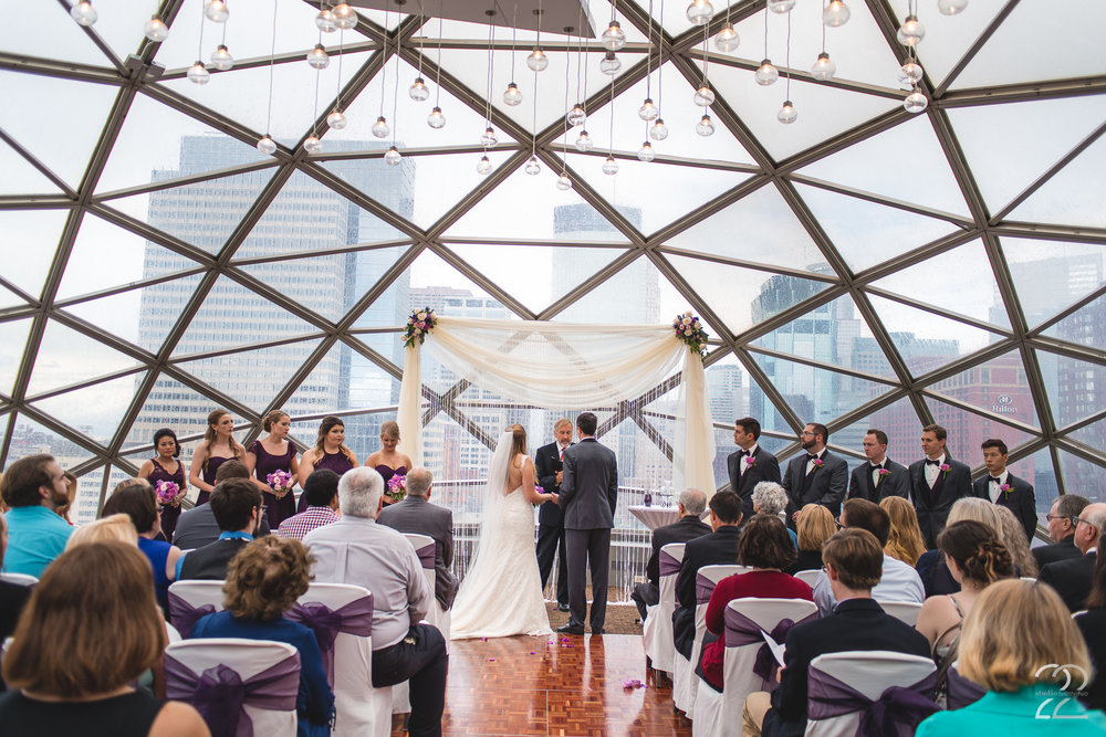 Millennium Hotel Minneapolis Weddings | Weddings in Minneapolis | Wedding Venues in Minneapolis | Wedding Photographers in Minneapolis | Destination Wedding Photographers