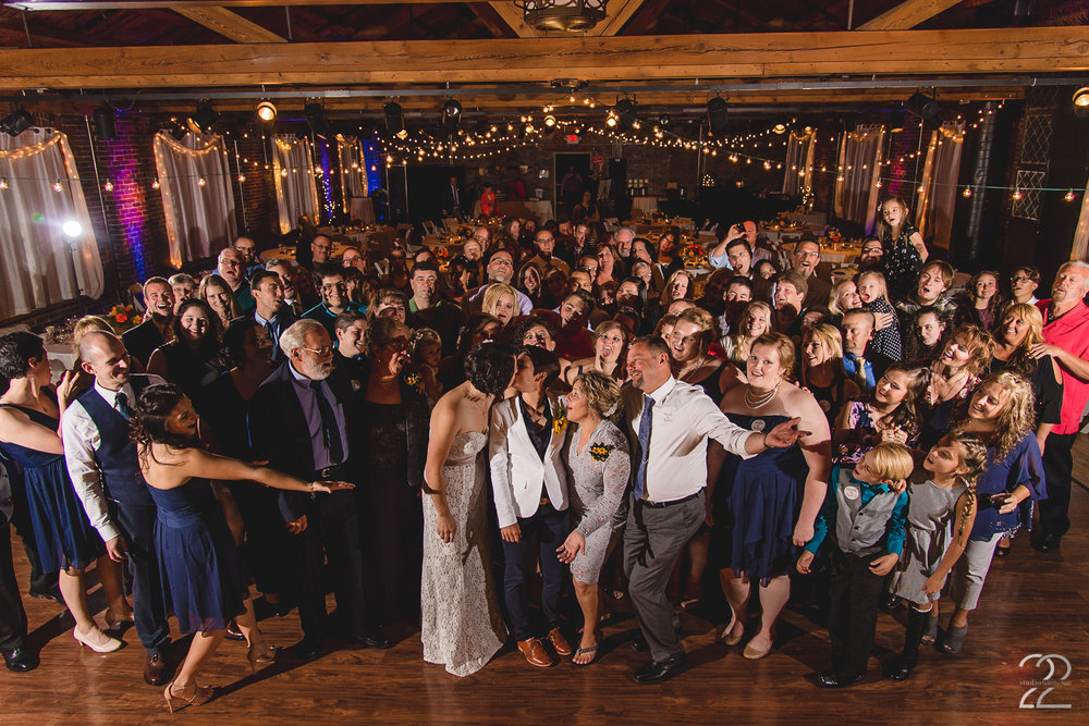 Black Box Weddings | Wedding DJs Dayton | Cincinnati Wedding Photographers | Top of the Market Weddings | Columbus Wedding Photographers